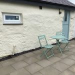 Ty'n Llan Outbuilding Patio